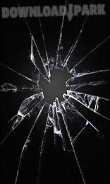 cracked screen mega pool