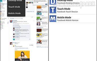 Desktop for facebook