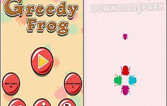 Greedy frog free