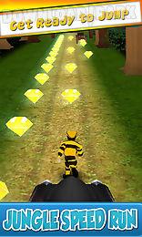 jungle speed run 3d