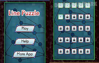 Line puzzle : check iq