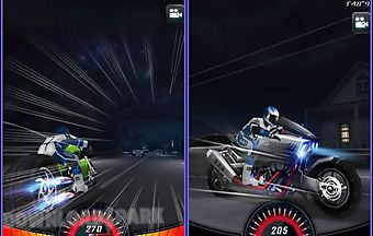 Need for furious moto racer