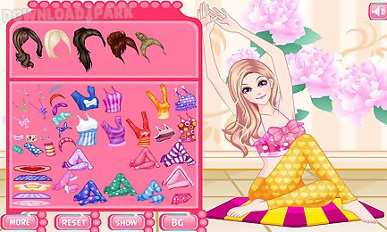 party girl dress up ii
