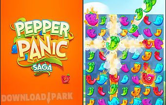 Pepper panic: saga