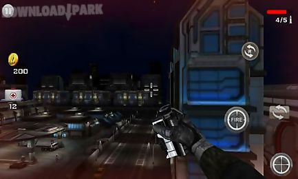 sniper shooting. killer.