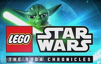 Lego star wars: the new yoda chr..