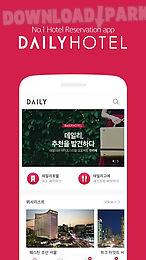 dailyhotel-no.1 hotel app