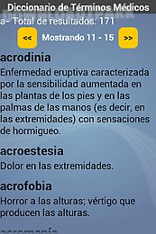 diccionario de medicina
