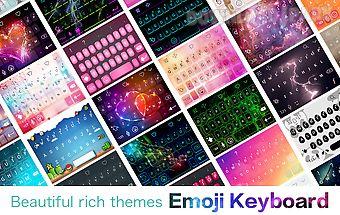 Emoji keyboard - crazycorn