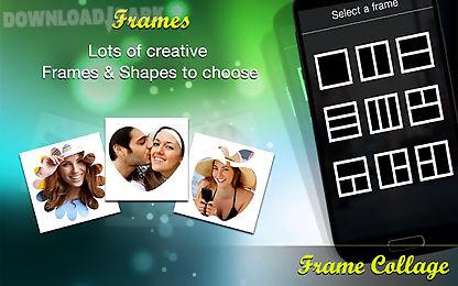 frame collage photo editor
