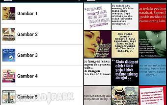 Gambar Kata Sakit Hati Android Anwendung Kostenlose Herunterladen In Apk