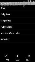 jw daily text app
