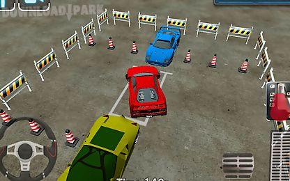 car parking 3d sport car