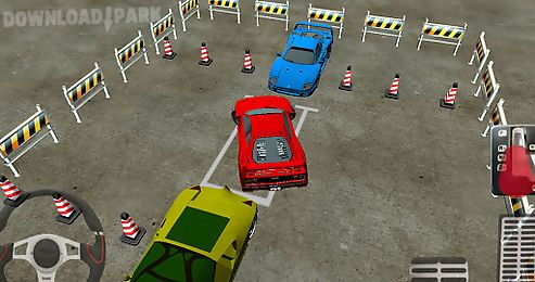 Car parking 3d sport car Android Game free download in Apk