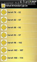 Muat Turun Al Quran Full Digital Free For Android Apk Free Download fahad-al-kandari-quran-mp3-android-app-1