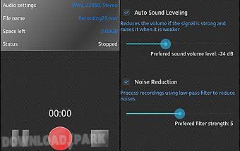 Kz simple voice recorder