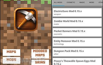 Pocket mcpe manager minecraft