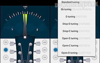 T4a guitar tuner