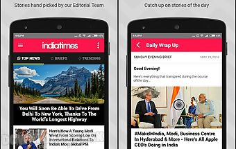Trending and latest news app