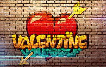 Valentine yourself