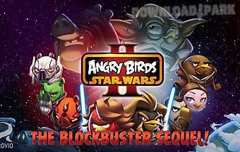 Angry birds star wars 2 v1.8.1