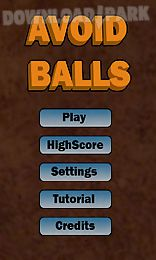 avoid balls 2