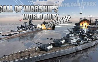 Call of warships: world duty. ba..