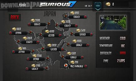 furious 7: highway turbo speed racing