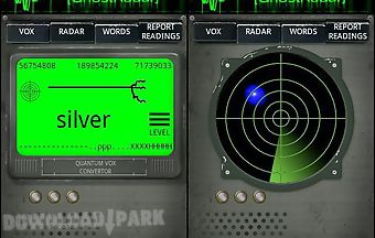 Ghost radar legacy excess