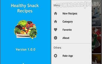 Healthy snack recipe