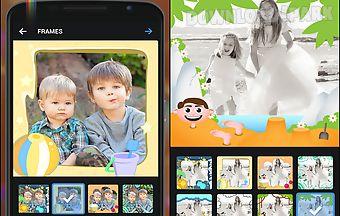 Kids photo frames for ig