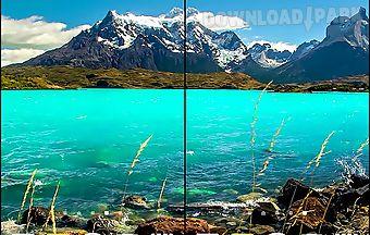 Landscape 4k-video