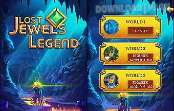 Lost jewels legend