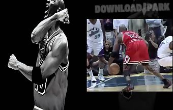 Michael mj jordan live wallpaper