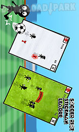 soccer riot stickman league - free