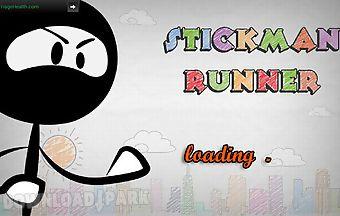 Stickman runner world tour