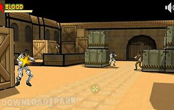 Swat war-shooting games