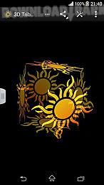 tribal sun 3d