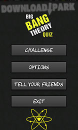 big bang theory qz