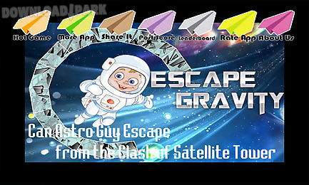 escape gravity - astro guy escape from tower clash