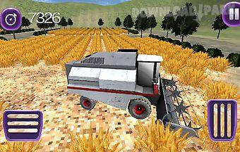 Farm simulator 3d