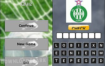 Football logo fan quiz