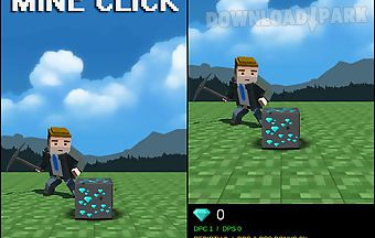 Mine click