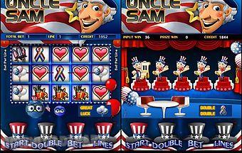 Uncle sams slot machines