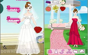 Wedding dress up games free