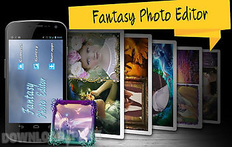 Fantasy photo editor