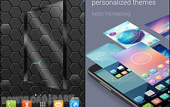 Honeycomb 3d livewallpaper lwp