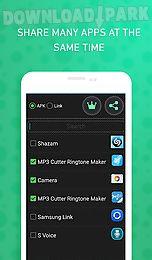 Bluetooth app apk sender Android App free download in Apk