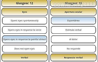 Glasgow coma scale free