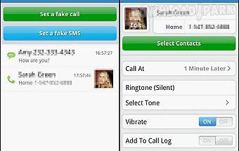 Mr caller free (fake call&sms)